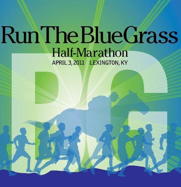 RunTheBluegrass Half Marathon and 5K