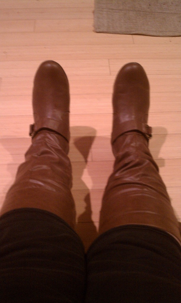 simply be legroom boots