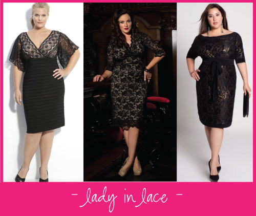 Black lace dress size 14 cheap