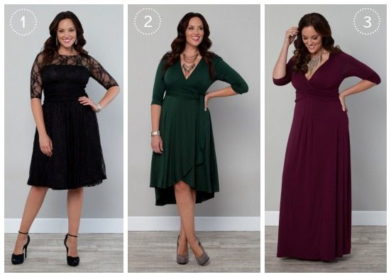 Plus Size New Years Dresses