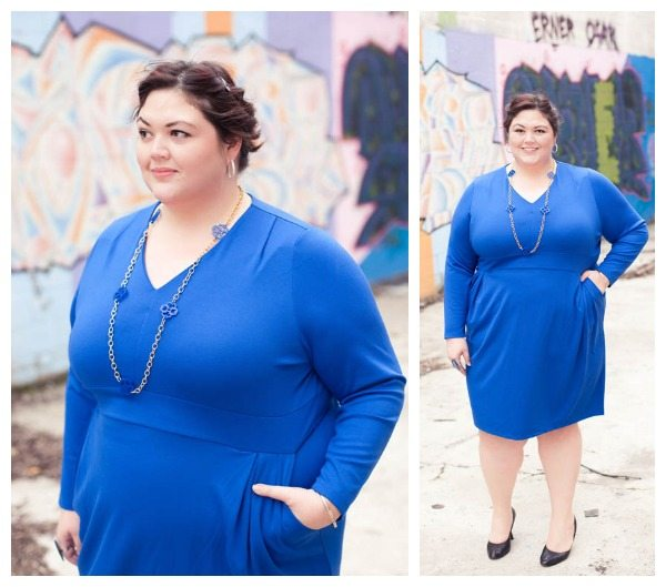 Lands End Plus Size Dress