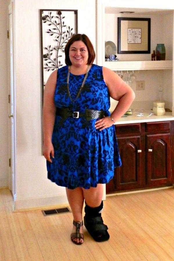 ASOS Curve Dress from Gwynnie Bee