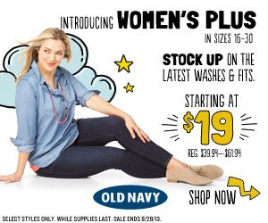 Old Navy - Denim Sale