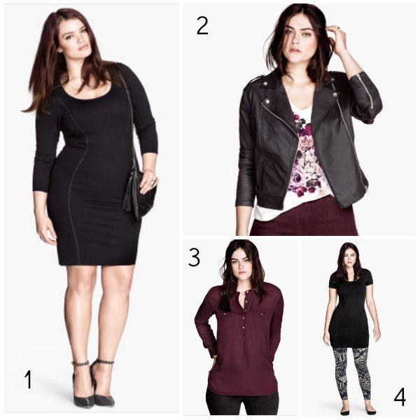 H&M Plus Size Online Launch