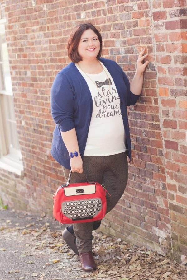 Emmie in Old Navy Plus Size Skinnies