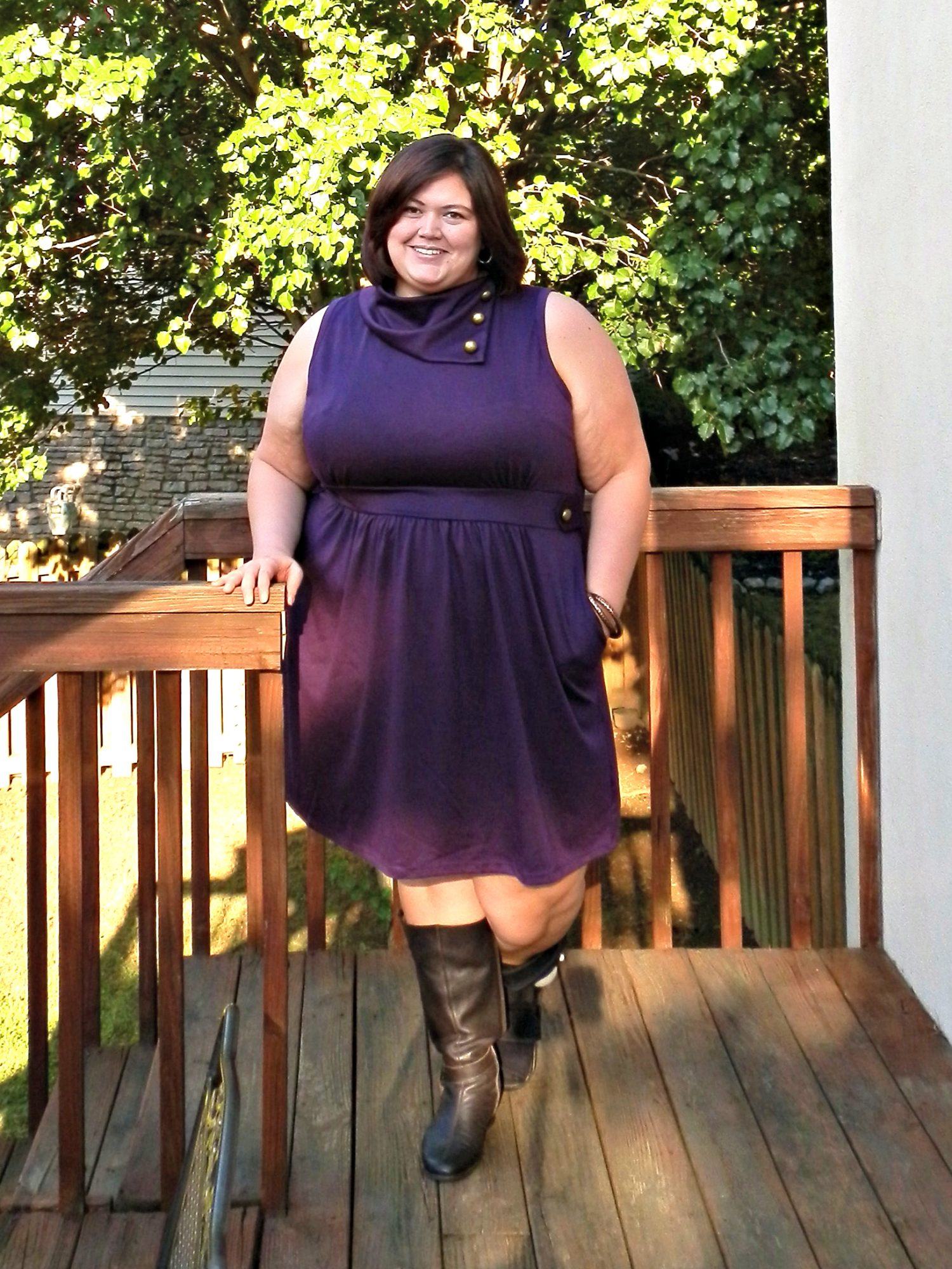 ModCloth Plus Size Review - Authentically Emmie