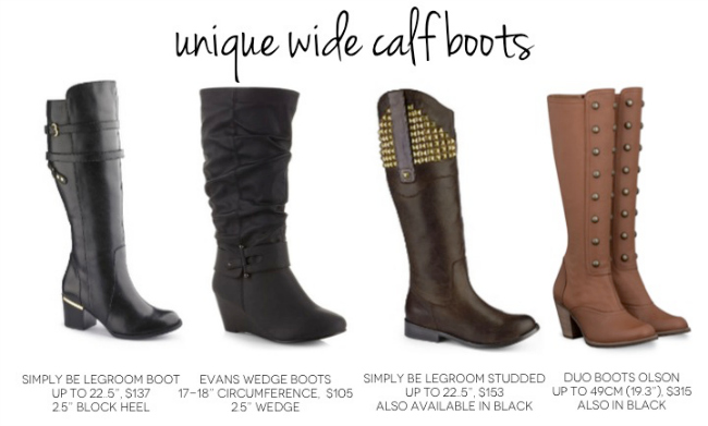 Wide Calf Boot Roundup