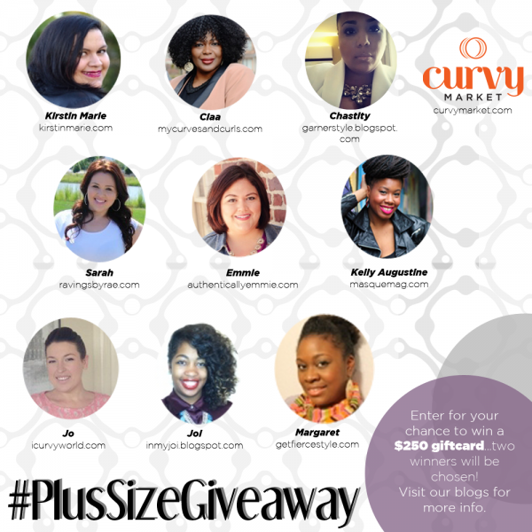 Plus Size Giveaway