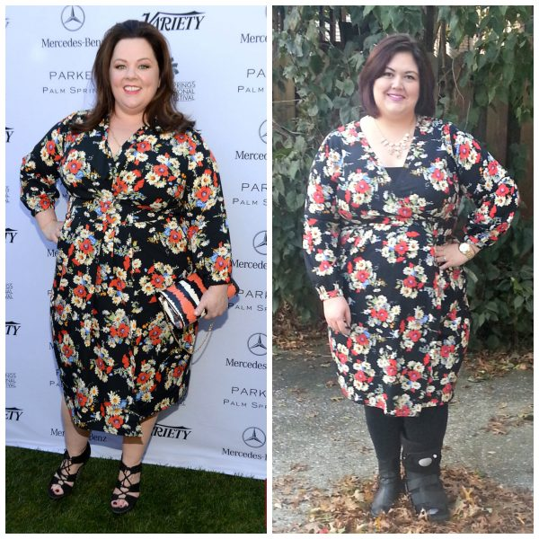 Melissa McCarthy ASOS Curve dress