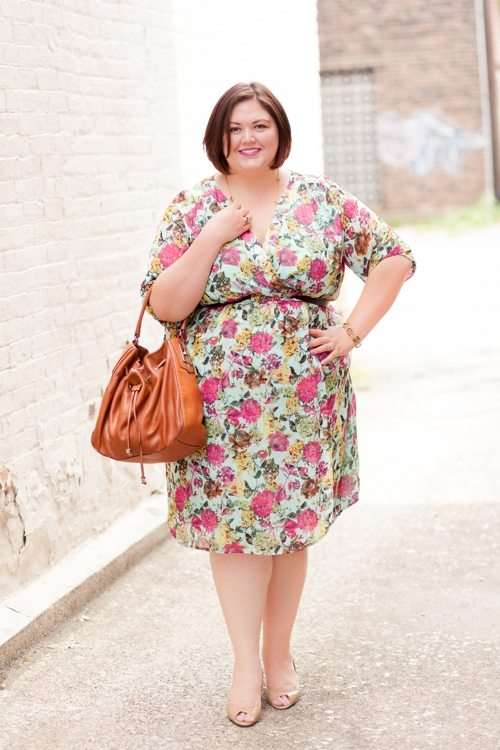 Emmie in the IGIGI Cecilia Dress