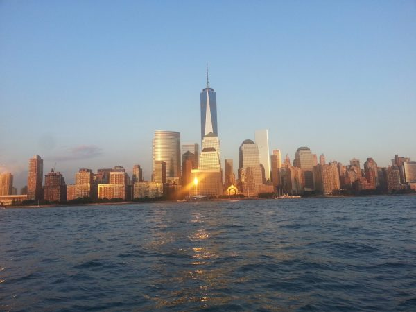 NYC Sailing, Freedom Tower