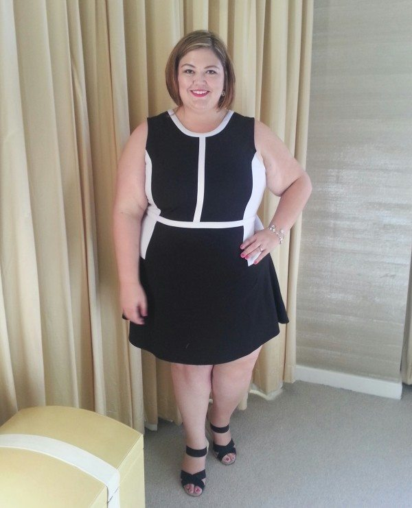BB Dakota Plus Size Dress on Authentically Emmie