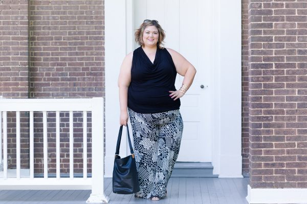 SWAK Designs outfit on Authentically Emmie