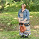 Fall Maxi + Denim