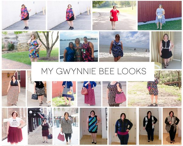 My Gwynnie Bee Looks