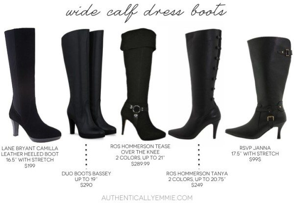 b953d09963df 3 Tips to Finding the Perfect Wide Calf Boots