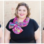 1 (Beautiful) Scarf, 3 Ways