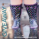 Giveaway: Wide Calf Rain Boots
