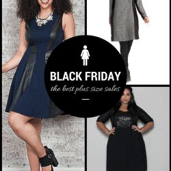 Plus Size Best Black Friday Sales