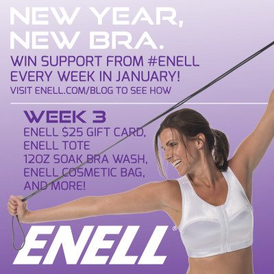 Enell Week 3 New Year New Bra Giveaway