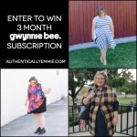 Giveaway: 3 Months of Gwynnie Bee