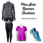 New Plus Size Workout Clothes Options #MakeYourMove
