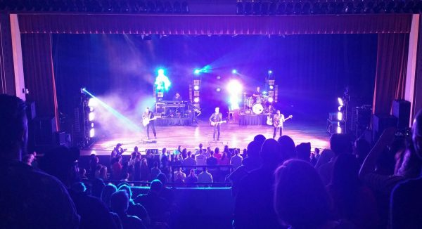 Mat Kearney at the Ryman