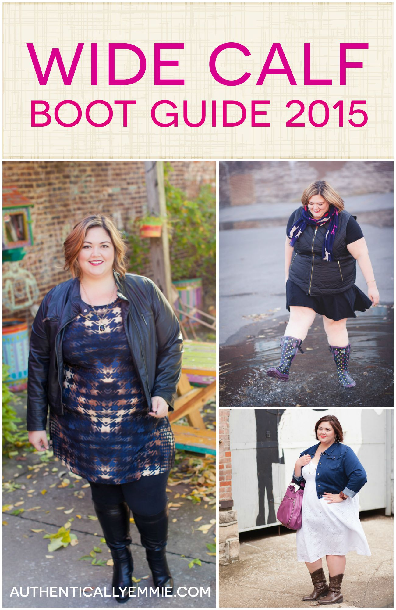 Wide Calf Boots Shopping Guide 2015