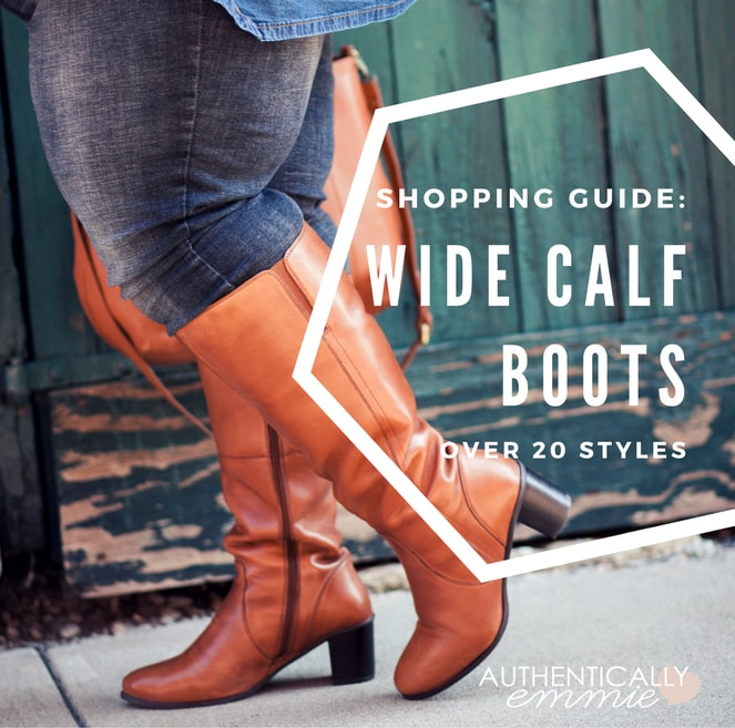 104153bb7e2 Wide and Extra Wide Calf Boots for 2016