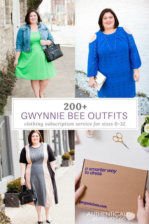 My Gwynnie Bee Review File
