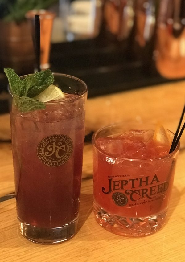Kentucky Life: Jeptha Creed Distillery