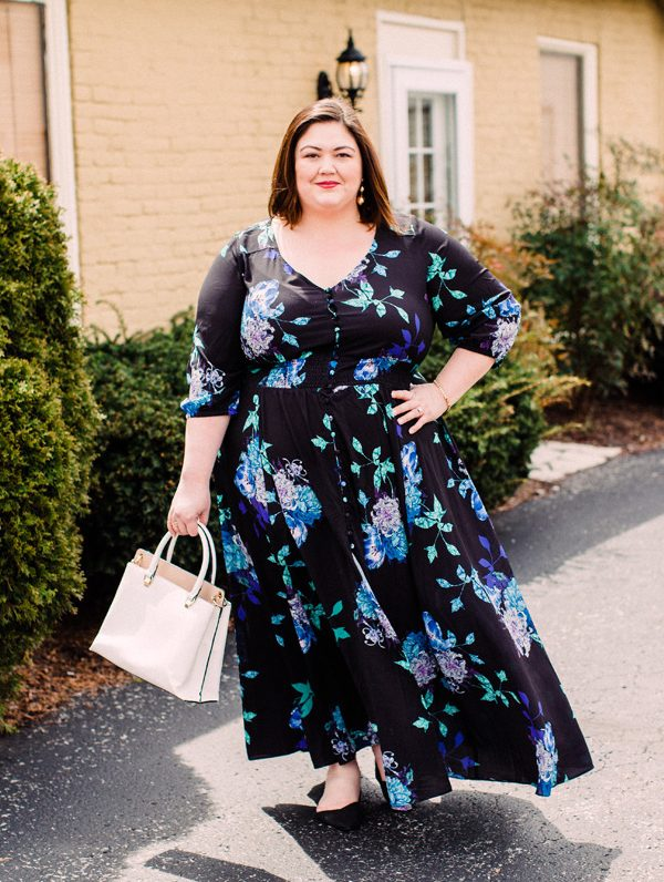 City Chic Plus Size Maxi