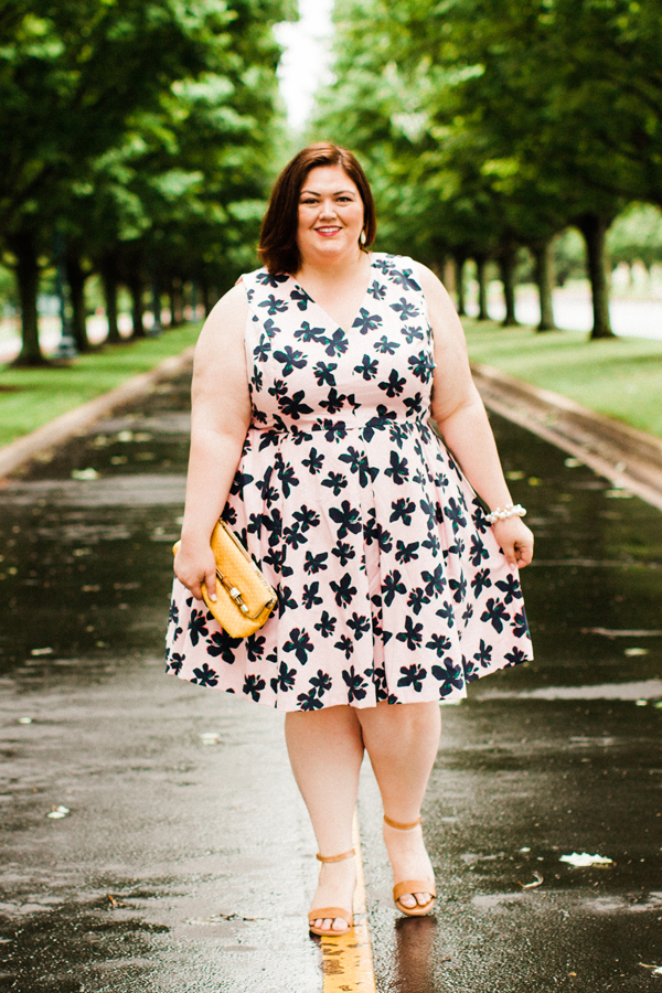 Sweet, Southern, Plus Size Draper James for ELOQUII Style