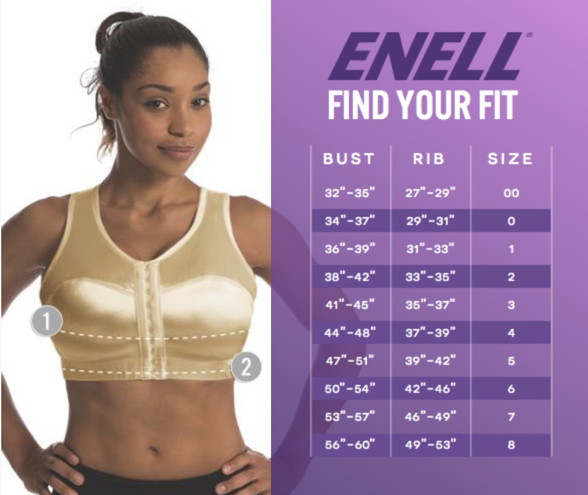 dfb31851c75cd ENELL Sports Bras Changed My Life