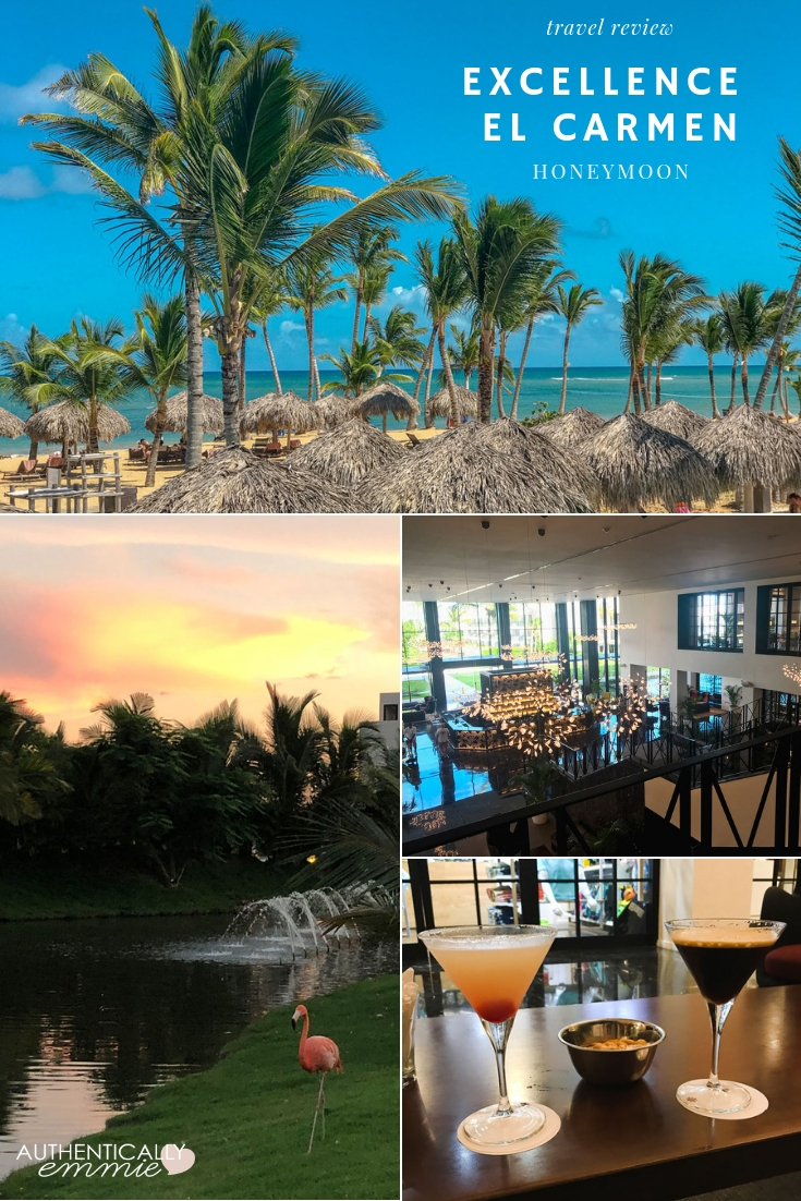 Thinking about traveling to Punta Cana? Read this travel review for Excellence El Carmen, an all-inclusive, adults only resort in the Dominican Republic. Great for a relaxing honeymoon #travel #allinclusive #puntacana #excellenceelcarmen