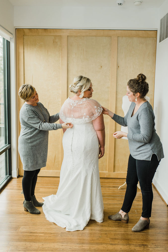 Couture Closet bridal salon La Grange, Kentucky