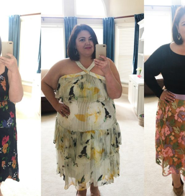 Anthropologie Plus Size Try On Haul and Sale