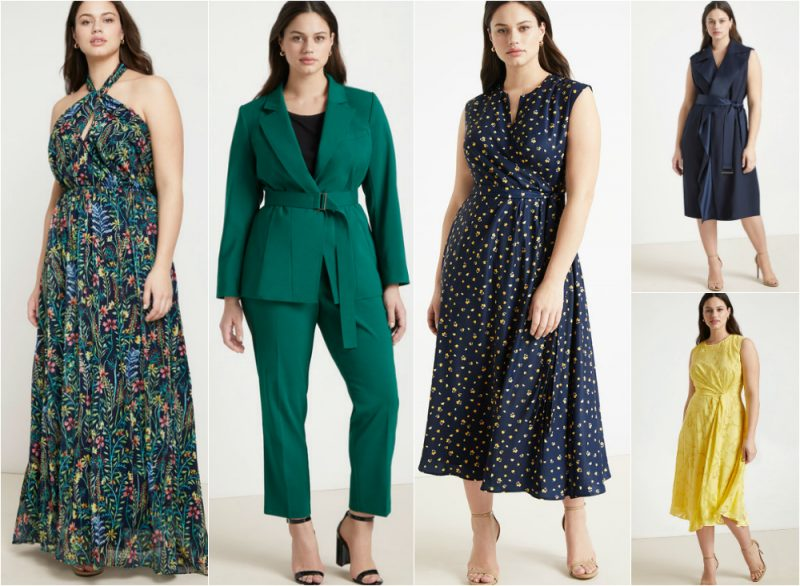 Jason Wu / ELOQUII plus size Spring 2019 Collection