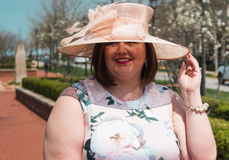 Kentucky Oaks Outfit Idea from Macy's