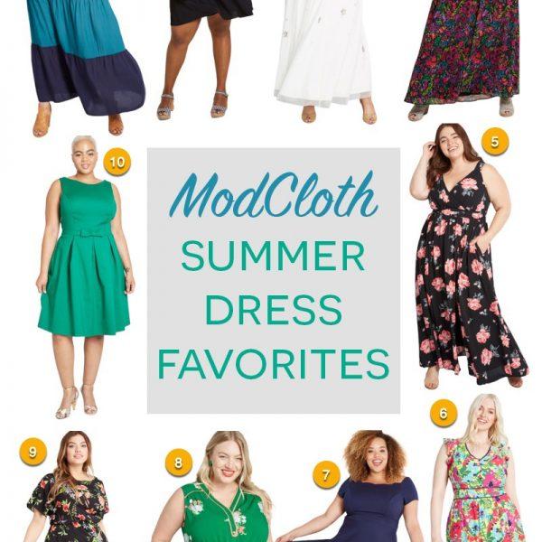 Sale Alert: Modcloth Dresses