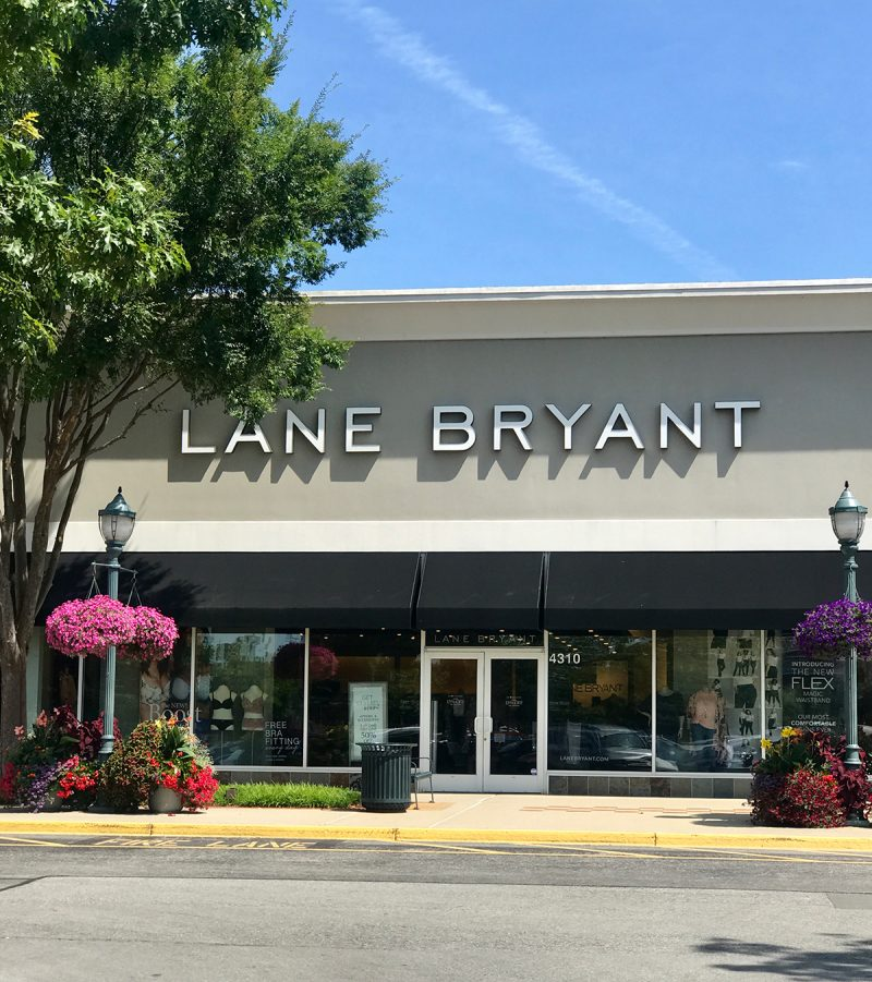Lane Bryant Paddock Shops Louisville