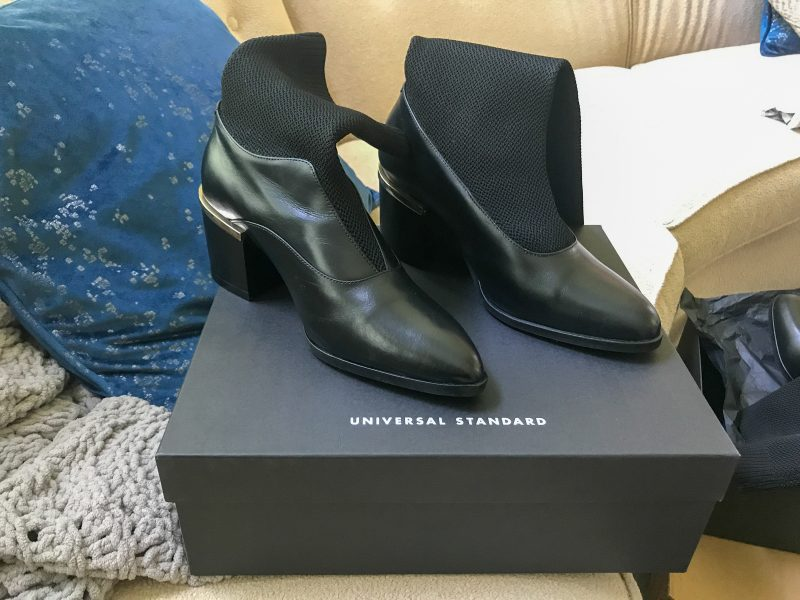 Universal Standard boots review