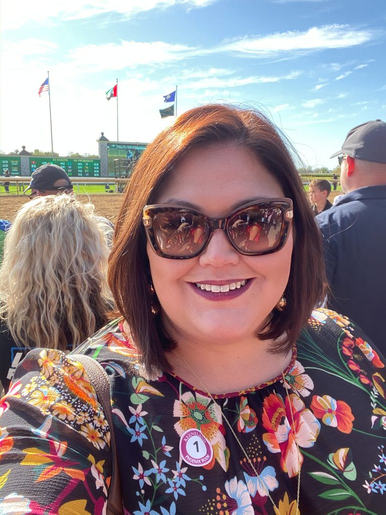 What to wear to Keeneland, plus size