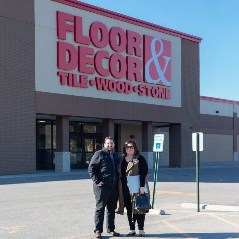 Visiting Floor & Decor in Louisville Kentucky