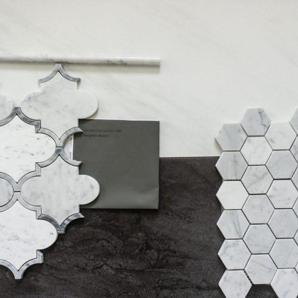 Master Bathroom Design with Floor & Decor