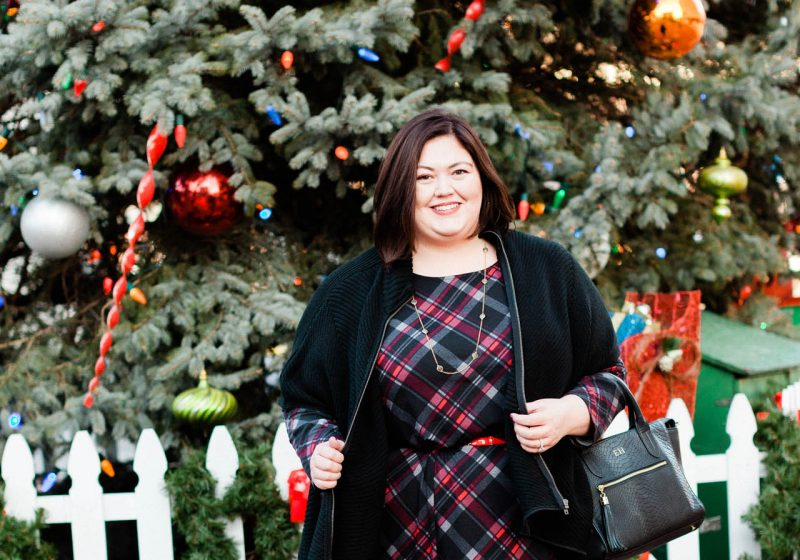 Happy Holiday Outfit from Catherines