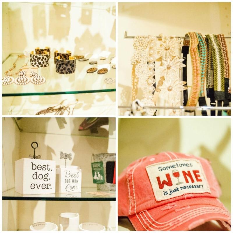 Copper Daisy Boutique accessories