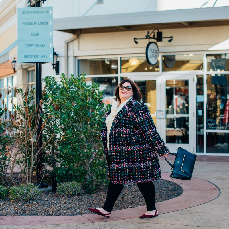 Holiday shopping at the Outlet Shoppes of the Bluegrass