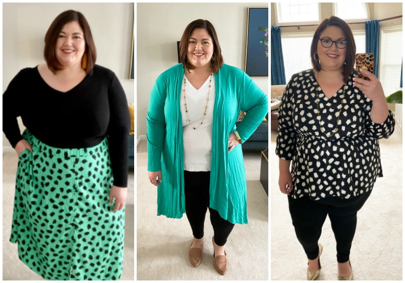 Work from Home Plus Size OOTDs