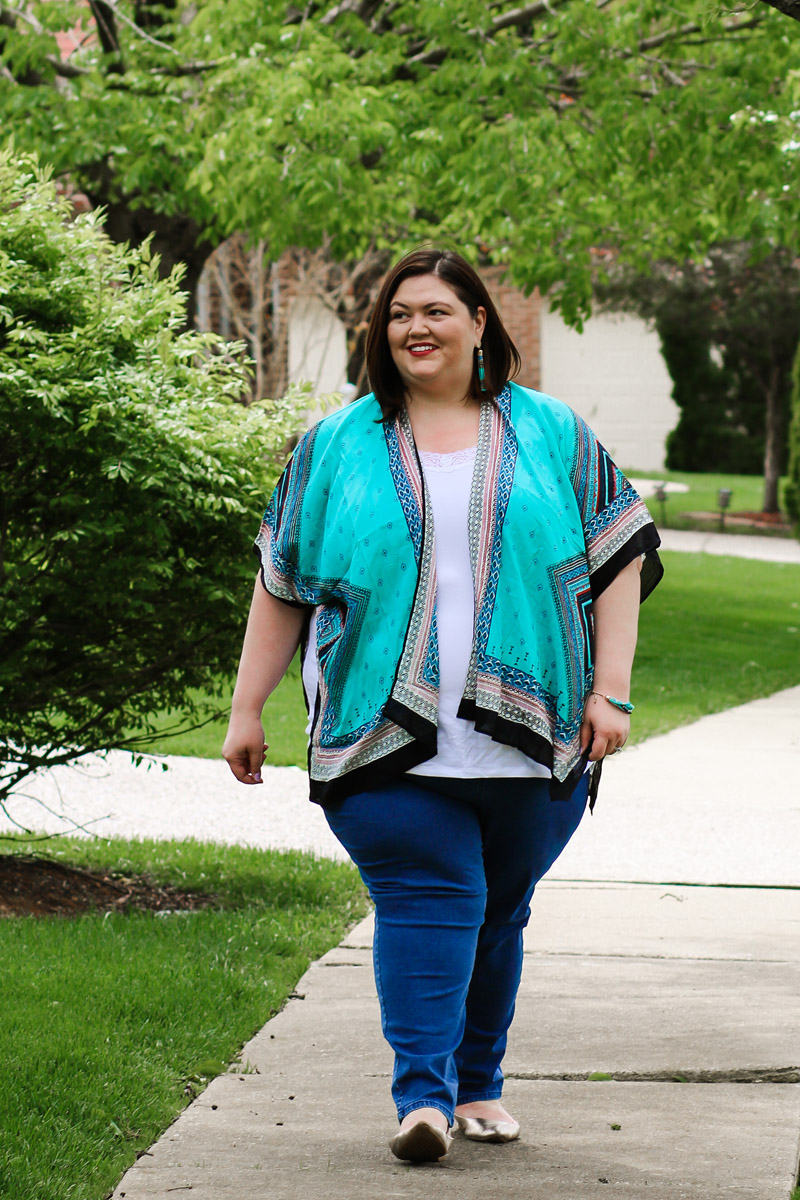 Totally Turquoise with Catherines